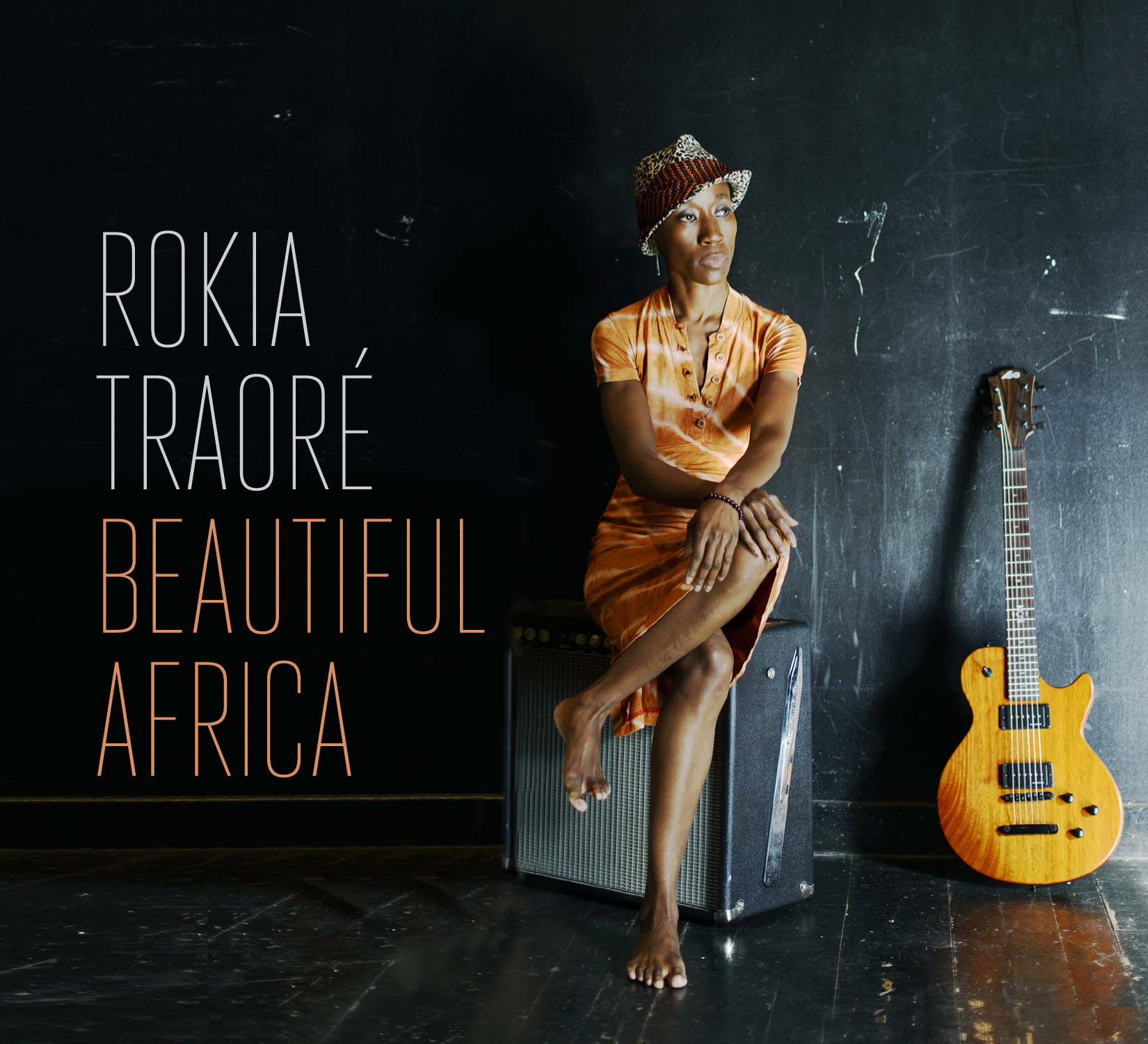 L'album Beautiful Africa de Rokia Traore