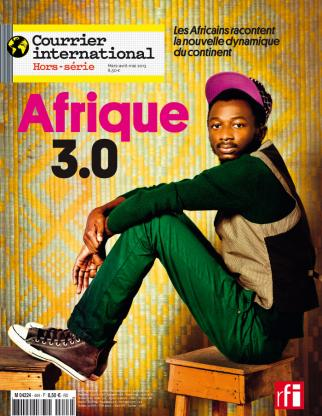 Afrique 3.0 Courrier International