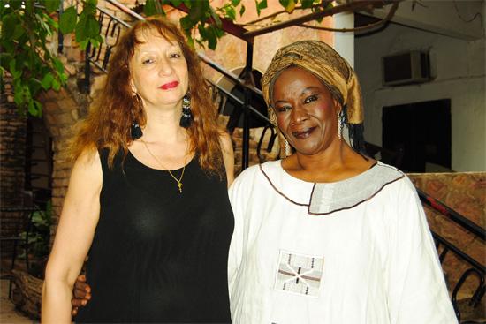 Aminata rencontre aminata lion