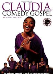 Claudia_Comedy_Gospel