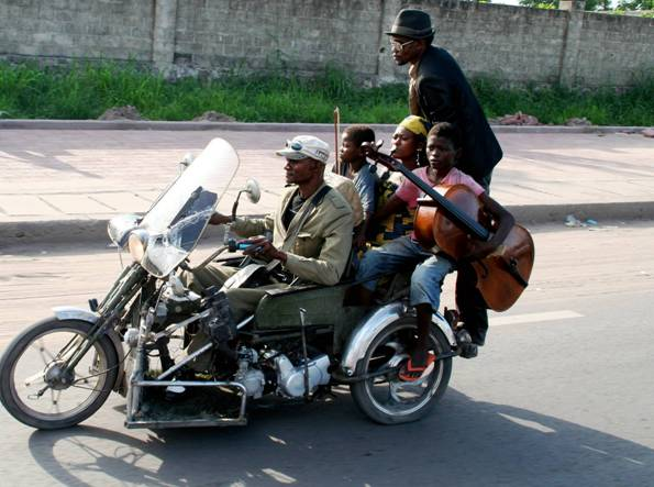 Scène Kinshasa Kids