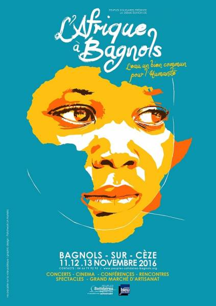 Festival L Afrique Bagnols Festivals Africavivre