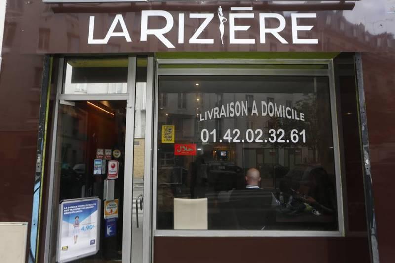 La Rizière Un Concept Unique De Fast Food à Lafricaine