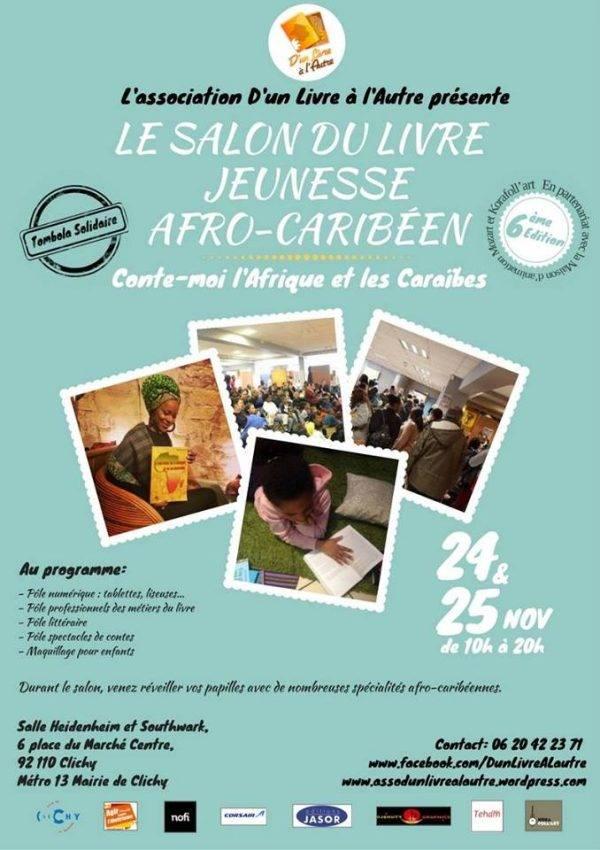 Salon du livre jeunesse afro carib en sous le th me - Salon livre jeunesse ...