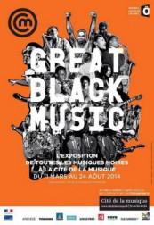 Expo : Great Black Music à la Cité de la Musique
