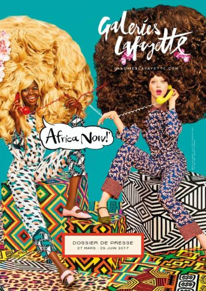 Africa-Now-aux-Galeries-Lafayette