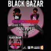 Black Bazar au Pan Piper