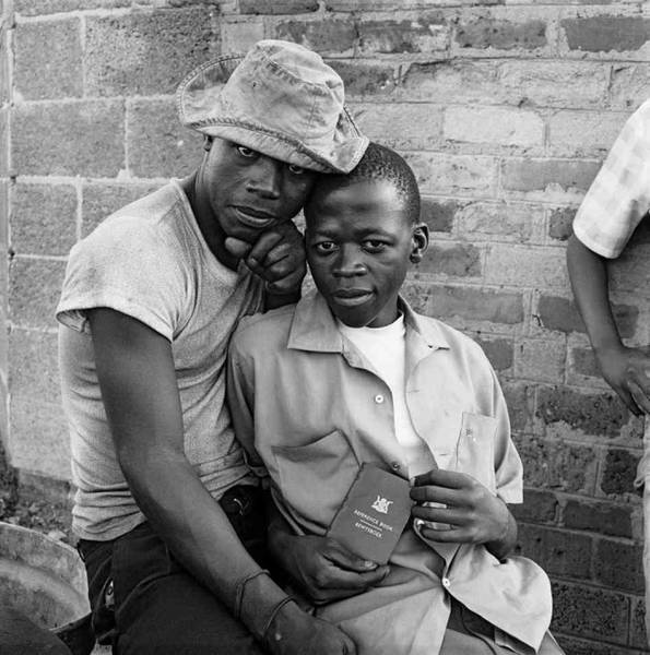 Expo photo - David Goldblatt décrypte la complexité des relations sociales sous l'apartheid