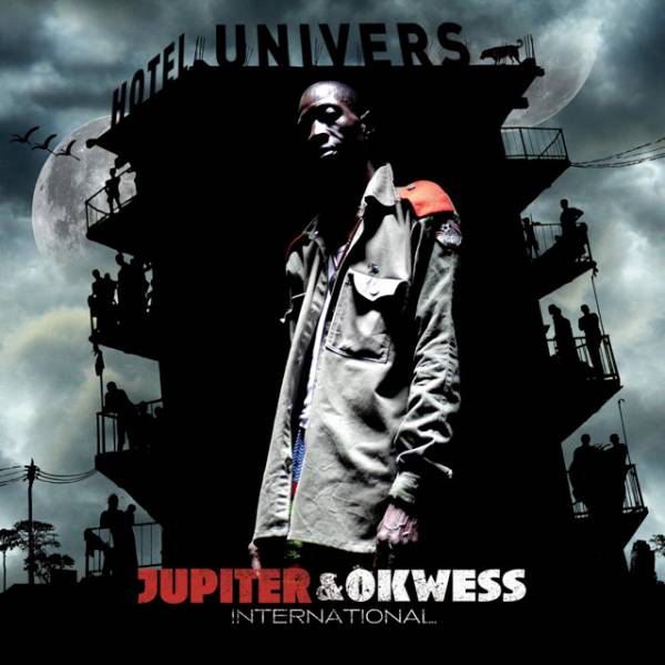 Hotel Univers de Jupiter & Okwess International