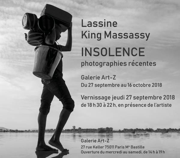 Expo Insolence - Photographies de LASSINE KING MASSASSY