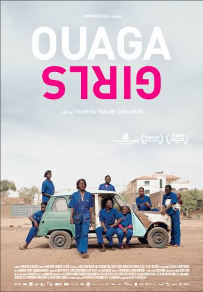 Ouaga Girls de Theresa Traore Dahlberg