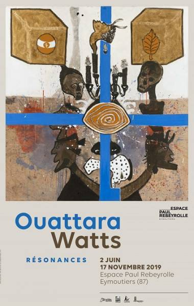 OUATTARA WATTS - Résonances