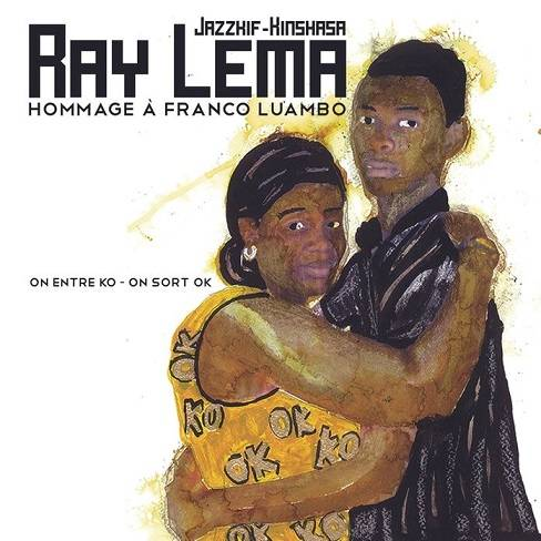 Disquaire Day : RAY LEMA