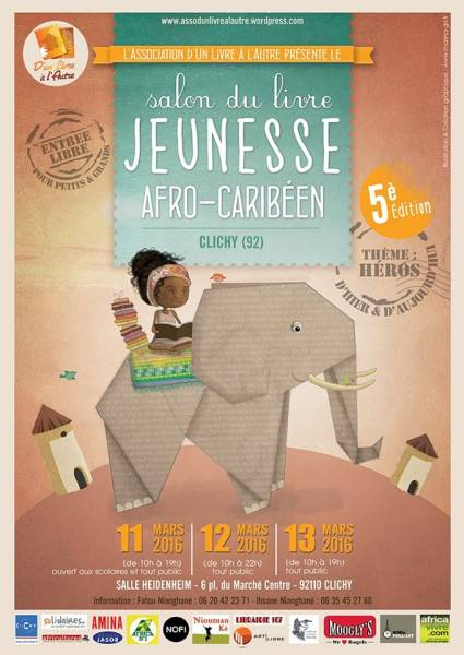 Salons africains salons sur l 39 afrique africavivre - Salon afrique unie ...