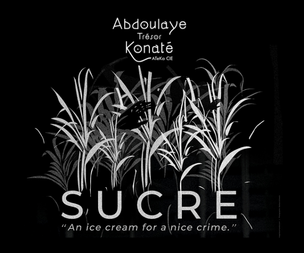 SUCRE « an ice cream for a nice crime », création du chorégraphe Abdoulaye Konaté