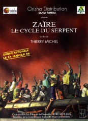 Zaïre, le cycle du serpent de Thierry Michel